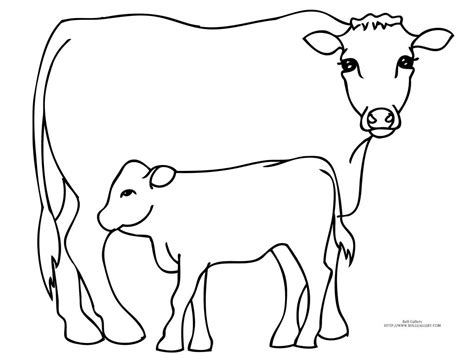 free coloring pages of bucking bull