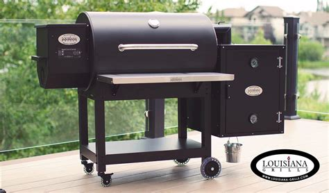 Louisiana Grill louisiana grills pellet smoker northeast ohio