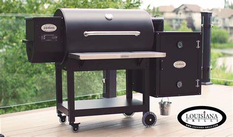 Louisiana Grills   Pellet Smoker   Northeast Ohio