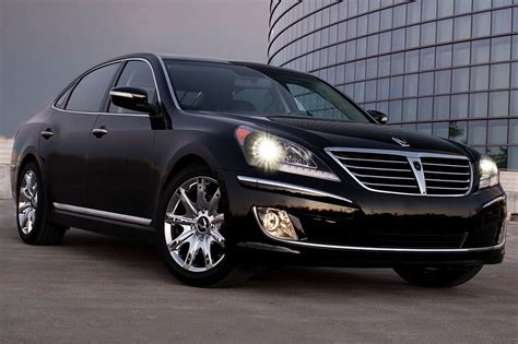 used 2013 hyundai equus for sale pricing features