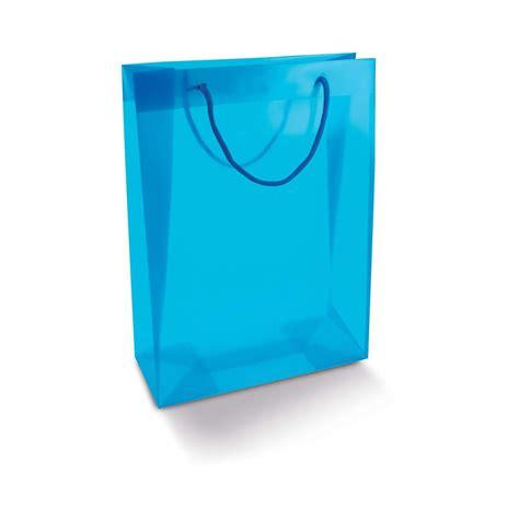Plastik Pp plastic pp draagtas doorschijnend