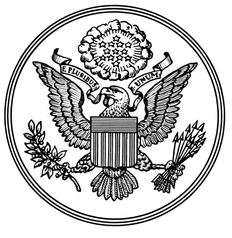 The Greatest American Emblem File Great Seal Of The Us Obverse Psf Png Wikimedia Commons