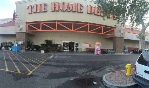 the home depot mesa az business information