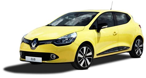 renault yellow yellow renault clio car png image pngpix