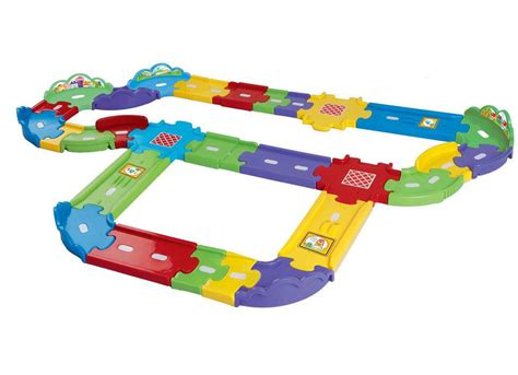 Vtech Deluxe Track Set vtech baby toot toot drivers deluxe track set interactive