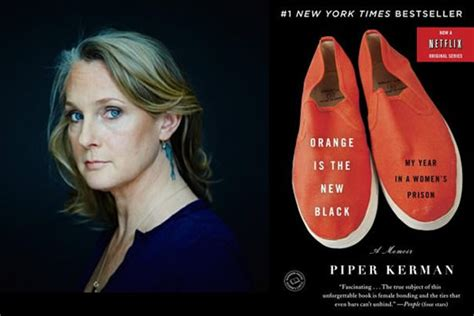 quot orange is the new black quot author piper kerman at chatham