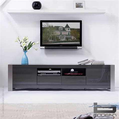 modern tv stands b modern composer grey tv stands metropolitandecor