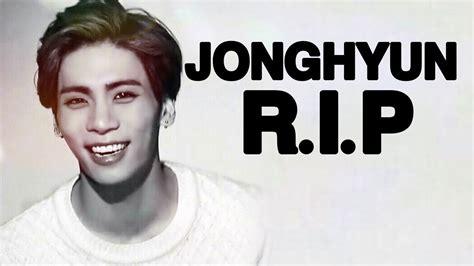 pop singer death shinee singer jonghyun dead k pop star s possible suicide