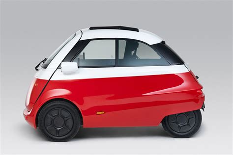 Best Small Electric Car microlino smallest electric car for a city