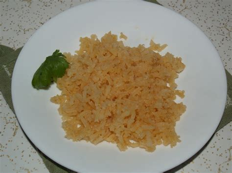 pantry cooing mexican restaurant style rice