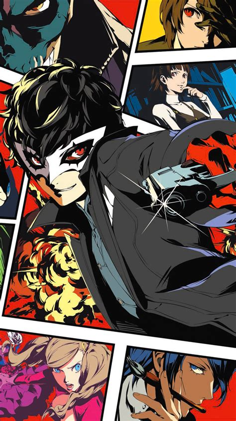 iphone 7 persona 5 wallpaper id 679303 iphone pictures