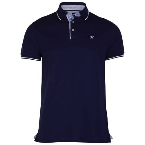 hackett polo shirts sale hackett woven trim mens polo shirt mens from cho fashion