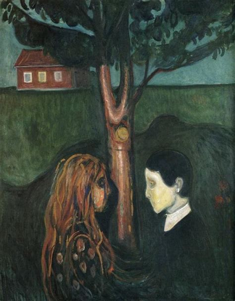 edvard munch munch based on truth and lies