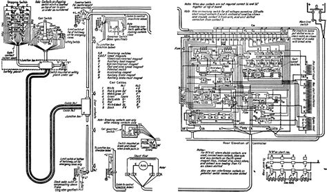 elevator electrical wiring diagram wiring diagram and