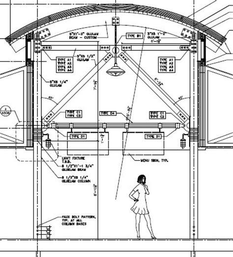 timber frame engineer glulam timber structural details from timber frame