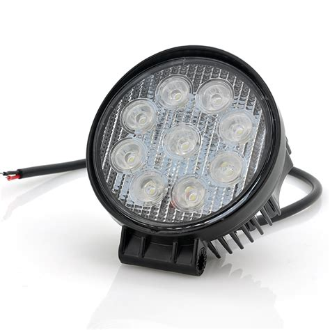 Cree Led Light by 27w Cree Led Work Light 9x 3w Vehicle Light Trucks Jeep
