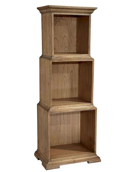 hekman stacking box bookcase he 27405