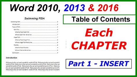 table of contents template word 2013 7462 image thumb 02f05526 templates station word 2016 2013 2010 table of contents in each chapter insert