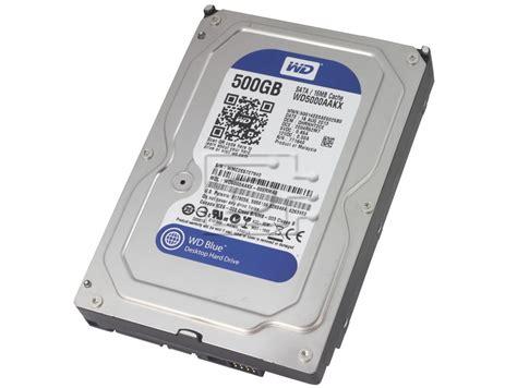 Harddisk Wdc 500gb brand new western digital wd5000aakx 500gb sata drive