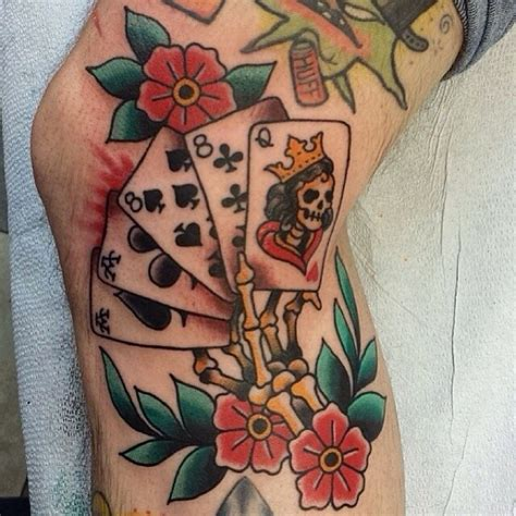 gambling tattoos designs ideas and meaning tattoos for you