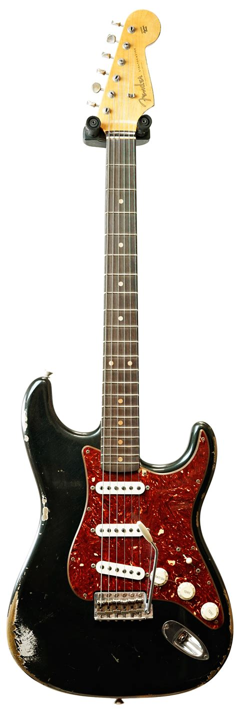 Handmade Electric Guitars Uk - fender custom shop 1960 heavy relic strat racing