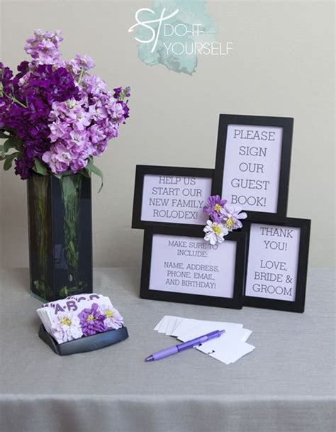 59 diy wedding ideas for 59 best diy guest book ideas images on