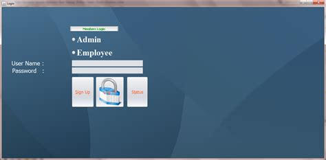 java swing program for login page learn to create sign up page along with database