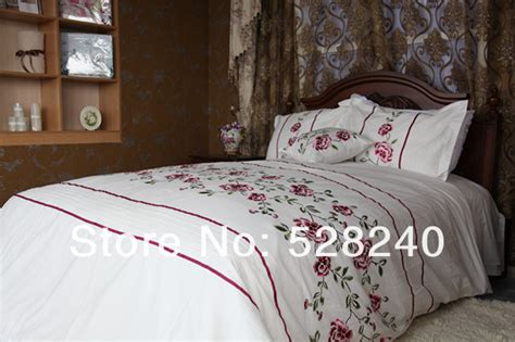 Beautiful Bed Sheet Sets New Design Embroidery And Applique Beautiful Bed Sheet Sets In Bedding Sets From Home Garden