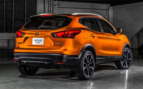 2018 nissan rogue sl nissan rogue sport sl 2018 wallpapers and hd images