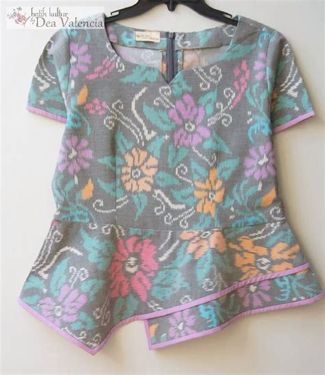 Dress Batik Keris Anak No 4 664 best batik images on batik dress