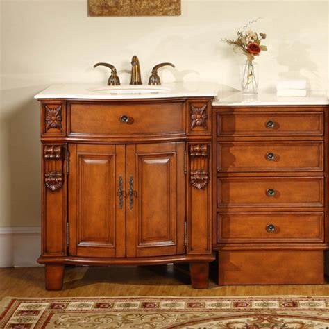 53 inch bathroom vanity 53 inch single sink bathroom vanity with extra storage and