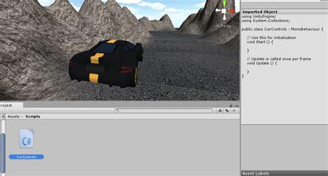 membuat game racing membuat game 3d dengan unity mobile racing game part 3