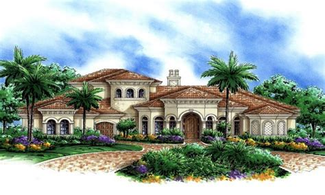 luxury mediterranean home plans luxury mediterranean house plans beautiful mediterranean