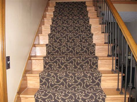 Rug On Stairs by Flooring Best Carpet Runners By The Foot Rug Runners For