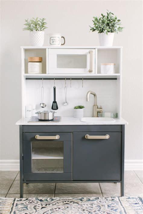 24 diy play kitchen ideas miniature pretties that