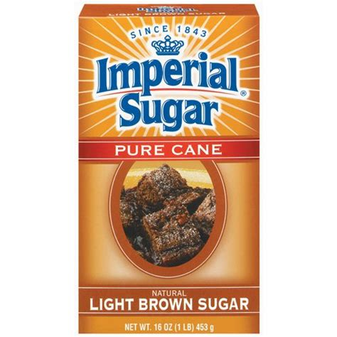 Light Or Brown Sugar by Imperial Light Brown Sugar 16 Oz Walmart
