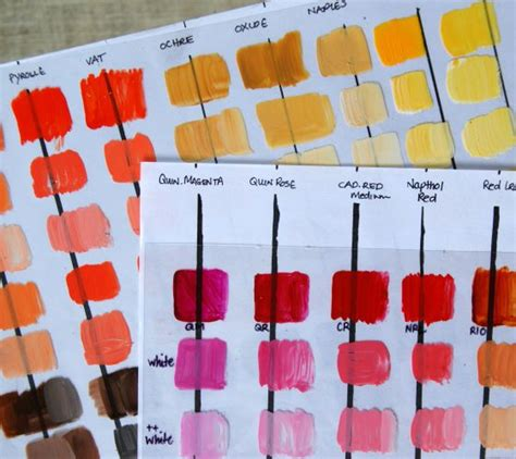 acrylic paint blending colors 1000 ideas about acrylic painting inspiration on