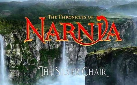 chronicles of narnia silver chair trailer the chronicles of narnia the silver chair release date