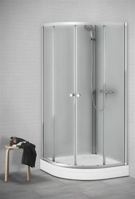 hohe duschwanne zum baden komplettdusche dusche runddusche scanbad stella s6315608