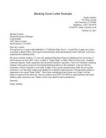 An Exle Of A Cover Letter For A Resume by Bank Resume Denver Sales Banking Lewesmr