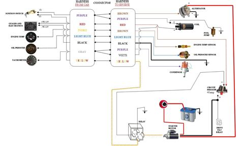 volvo penta fuel wiring diagram volvo free engine