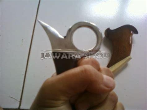 Hiasan Dinding Tanduk Kijang Model 01 kerambit lawi ayam buffalo horn kode js 019 a11 jawara sae etnic
