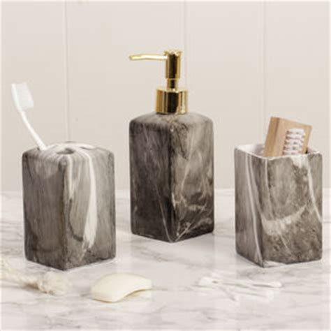 slate bathroom accessories