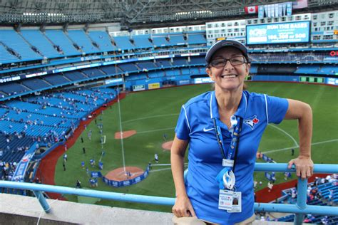 toronto star life section longtime blue jays usher a legend in section 521 toronto
