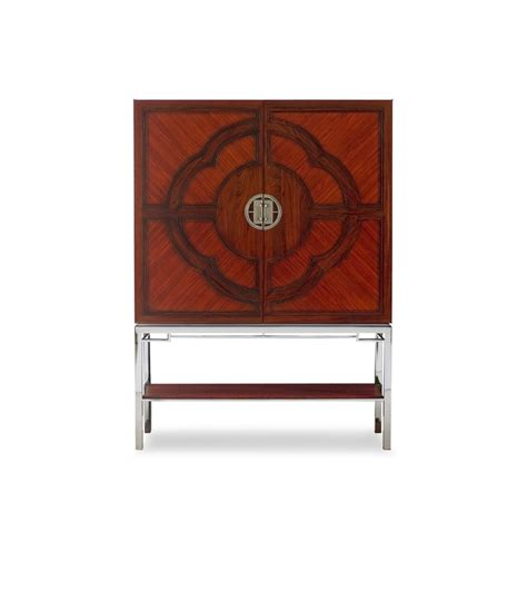 Lotus Bar Cabinet Pin By Century Furniture On Color Story Power Of