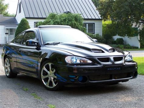 Pontiac Grand Am 99 by Ppoulin 99 2001 Pontiac Grand Am Specs Photos