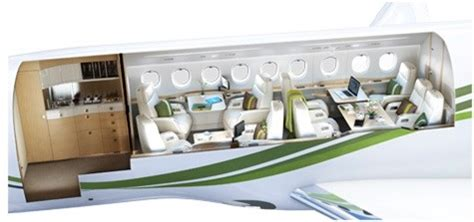 private jet floor plans falcon 2000