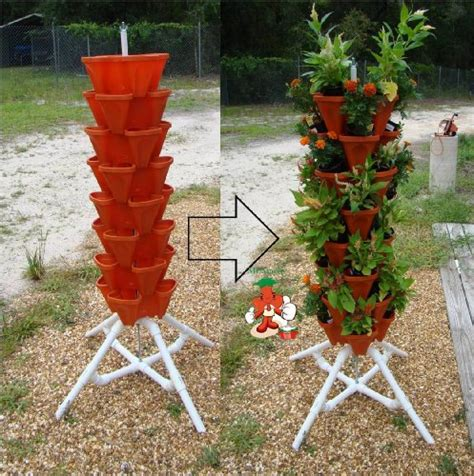 vertical garden containers for sale mr stacky vertical gardening tower hydroponics