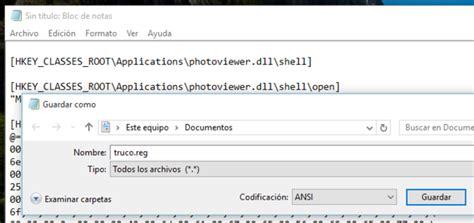 como restaurar en windows 10 el visualizador de fotos de paso a paso c 243 mo restaurar el antiguo visualizador de