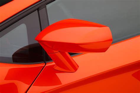 Lamborghini Side Mirror Mirror Car Stock Photos Kimballstock